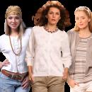 Женские вязаные свитера по демократичной цене