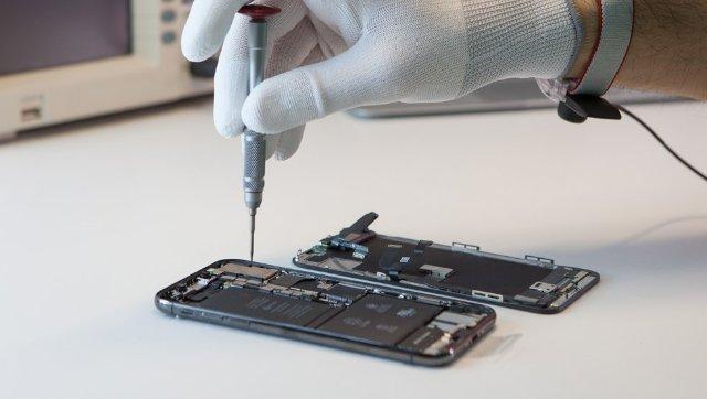 Качественный ремонт и диагностика Айфона
