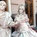 Живые скульптуры на вашем празднике