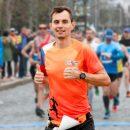 Начало карьеры марафонца Игоря Сподина